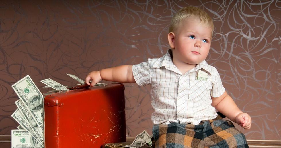 А вы случайно не учите детей евангелию благополучия?