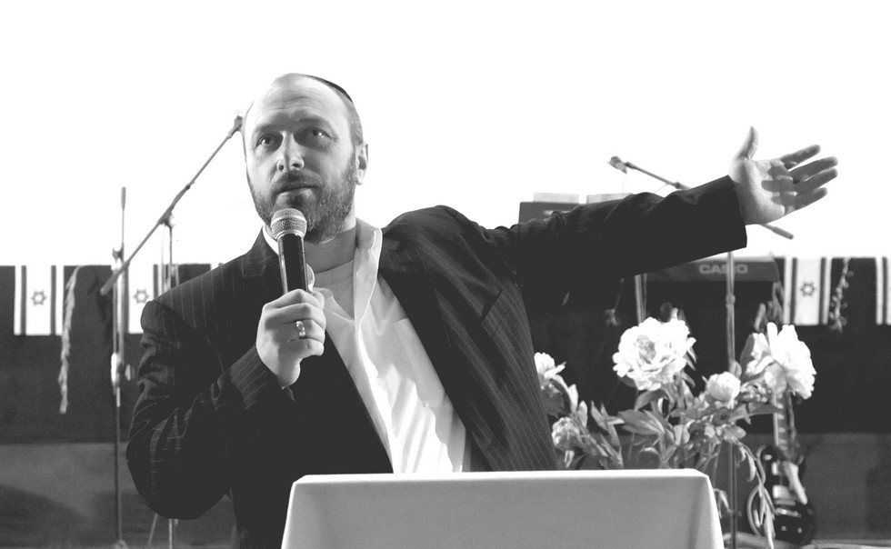Павел Захаров, мессианский раввин Умани: о Колиивщине, хасидах и мессианском служении в городе