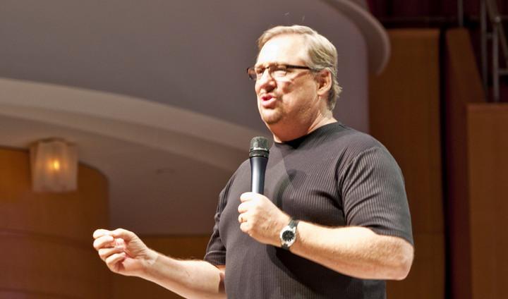 Рик Уоррен: 3000 народностей мира никогда не слышали о Христе