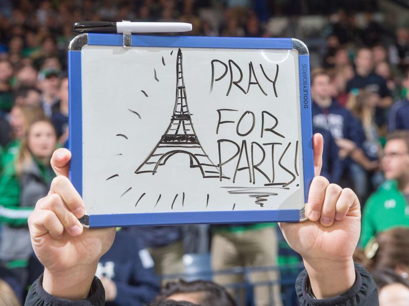 Три способа правильно отреагировать на события в Париже