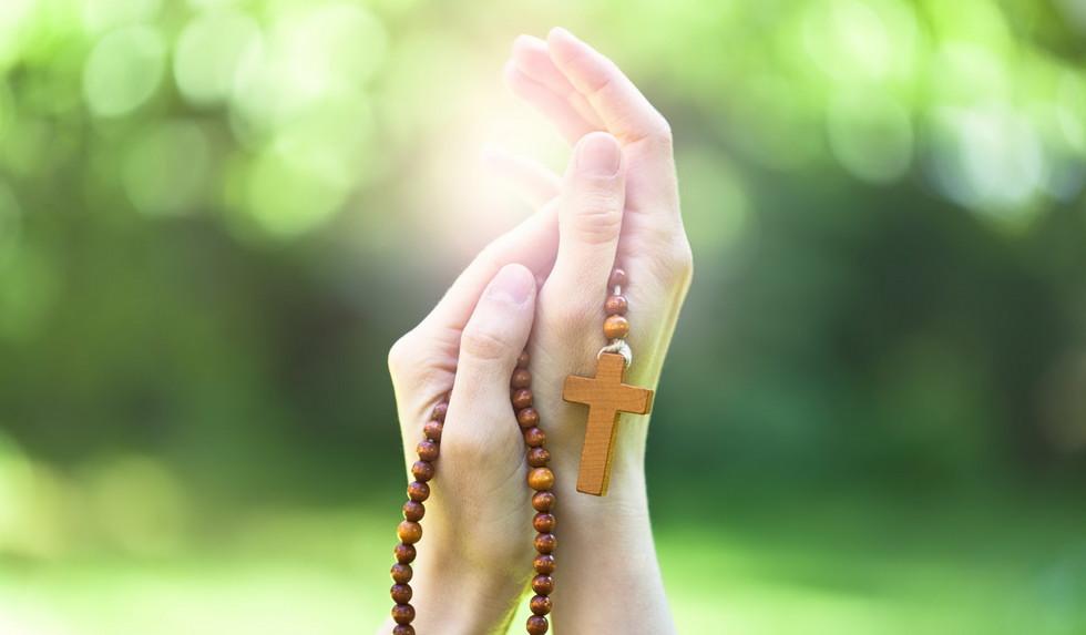 О чем молиться, когда закончились слова