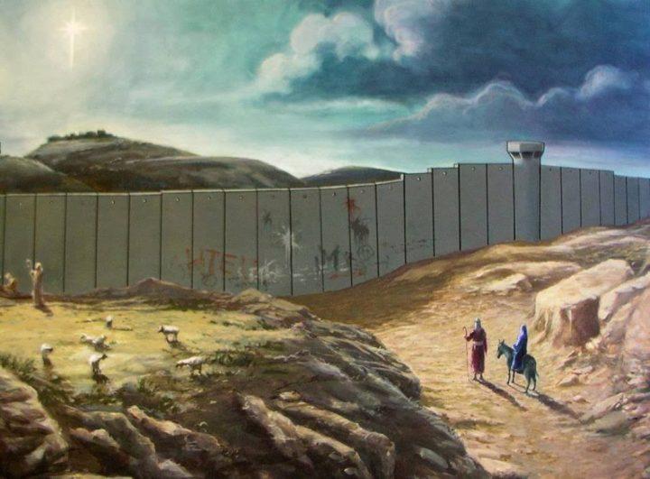 Иосиф и Мария были палестинцами?