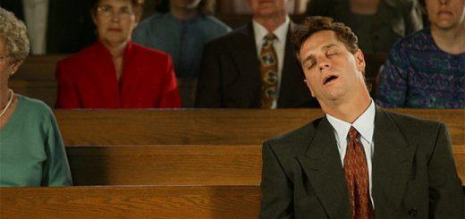 Если христианство наводит на вас скуку, значит вы еще не встретились с Иисусом