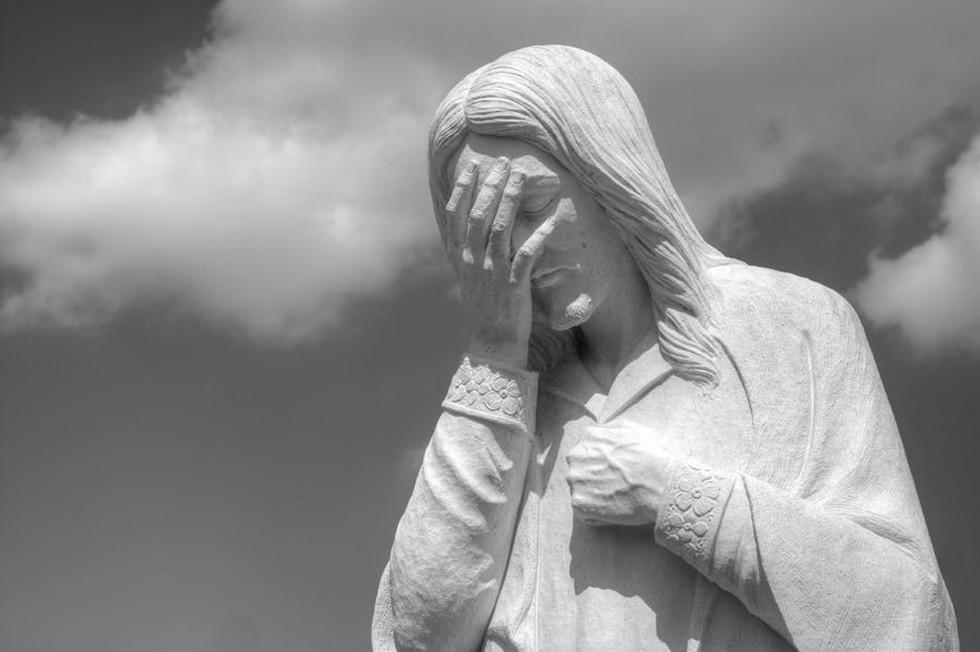 """Чему нас учит """"зона без чудес"""" Иисуса"""