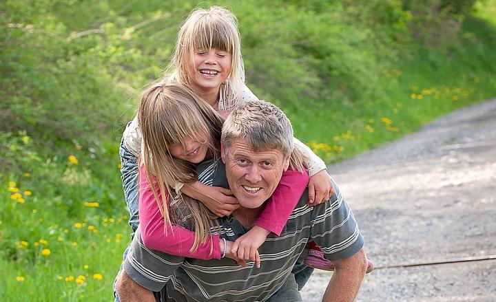 10 признаков того, что вы хороший отец