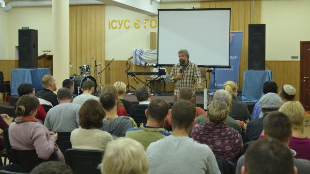 Пасторский ретрит - праздник единства Божьей семьи