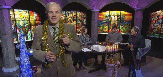 """Рождество в телесериале """"Шабат Шалом"""""""