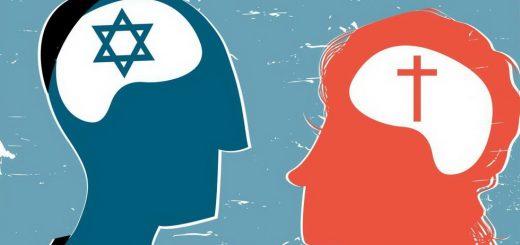 """Żydzi i chrześcijanie : """"my przeciwko nim""""?"""