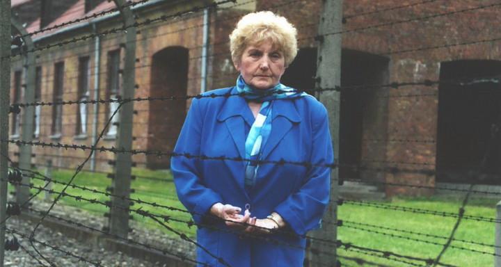 Выжившая жертва Холокоста простила офицера СС из Освенцима
