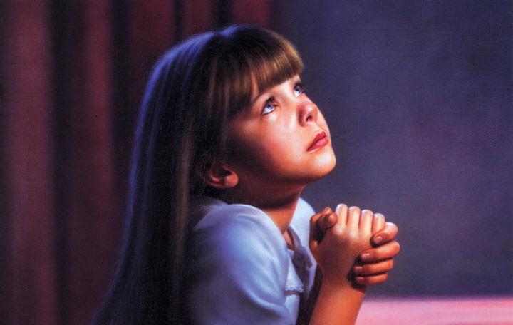 Когда ребенок верит в чудо от Бога