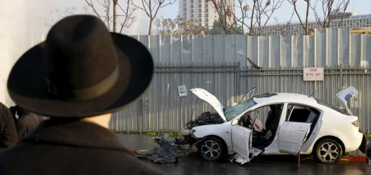 Терроризм в Израиле: ребёнок – подходящая мишень?