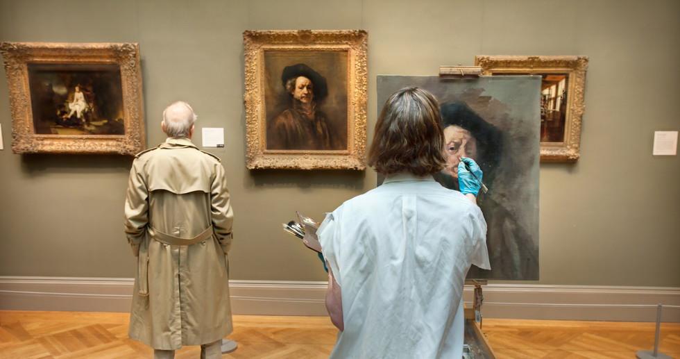 Почему христианам стоит интересоваться и заниматься «не-христианским» искусством