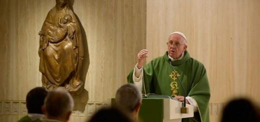 Папа: нет святых без прошлого и грешников без будущего