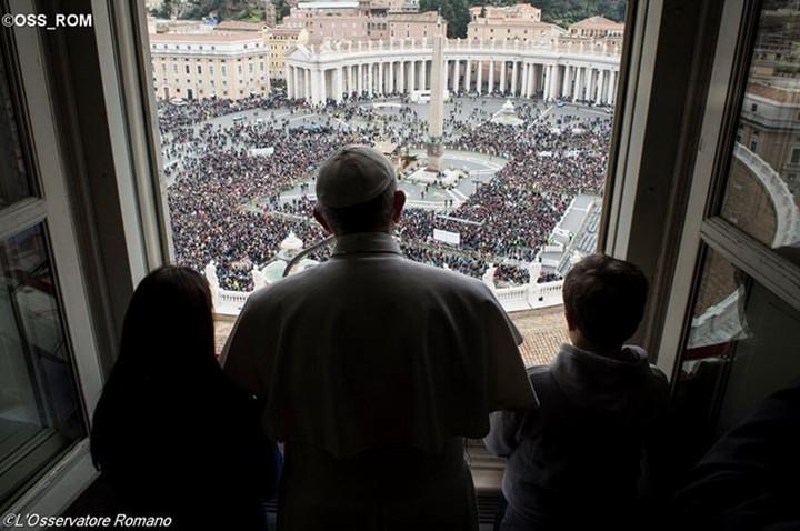 """Папа Франциск: о """"торговле"""" с Богом и поиске собственной выгоды"""