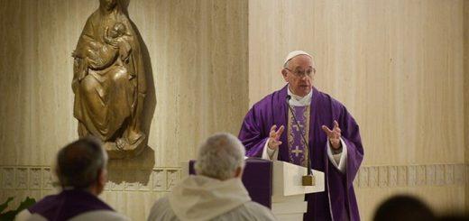 Папа Франциск: Христианство - это религия конкретных благих дел, а не «религия слов»