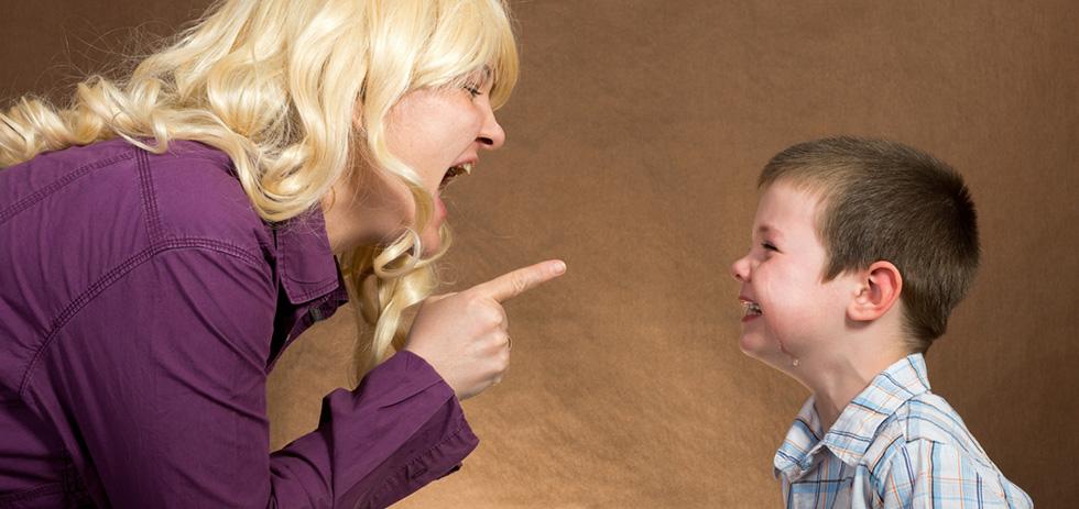 4 довода в пользу того, чтобы перестать кричать на детей