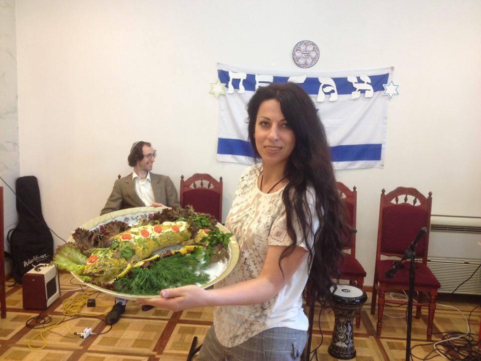 Первый Песах в Одесской Еврейской Мессианской Общине. Фото
