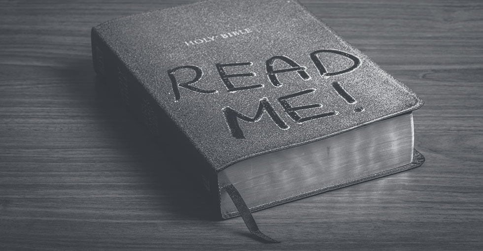 Bible, Religion, Dust.
