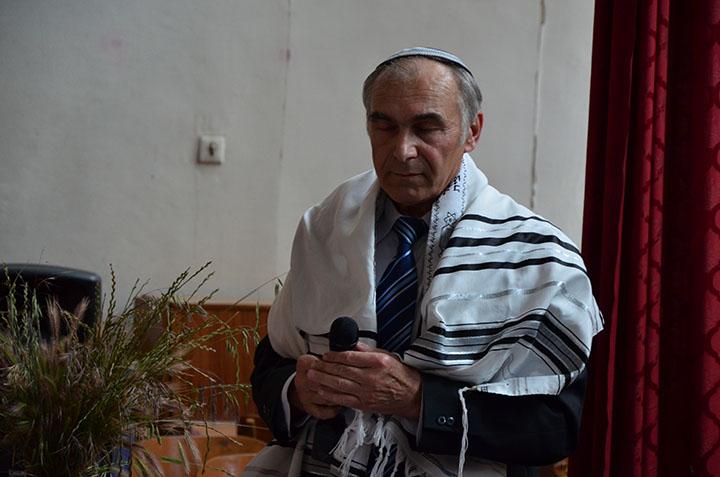 Донецкая Еврейская Мессианская Община отпраздновала Шавуот