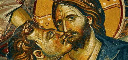 Выбор верующего: Пётр или Иуда