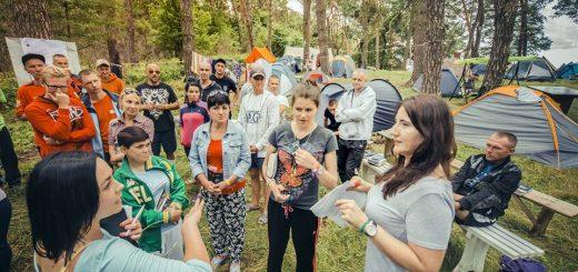 В Райгородке прошёл лагерь для служителей центров реабилитации. Фото