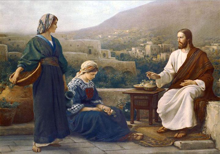Франциск: чтобы принять Иисуса, нужно лишь одно - слушать Его