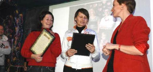 Выпускной женского реабцентра КЕМО «Точка опоры»: большая победа слабых женщин
