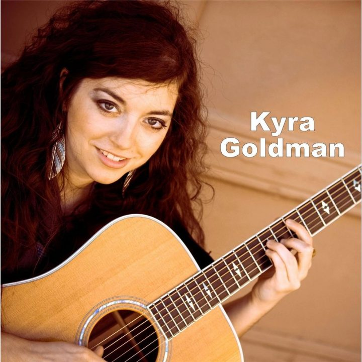 Kyra Goldman - Kyra Goldman EP (2010)