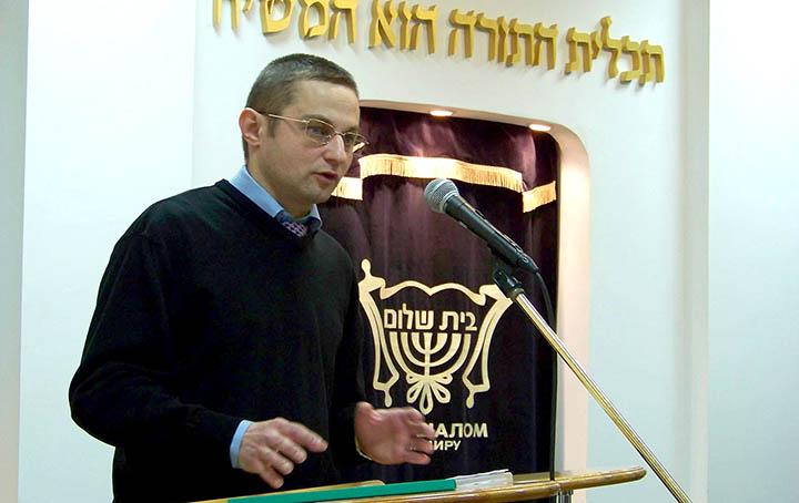 На вечере памяти жертв Холокоста в общине «Бейт Шалом» говорили о политических и религиозных причинах трагедии