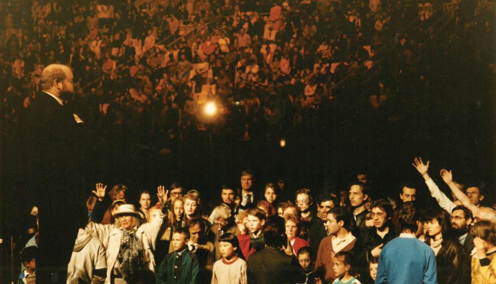 Фестиваль в Москве, 1994 год