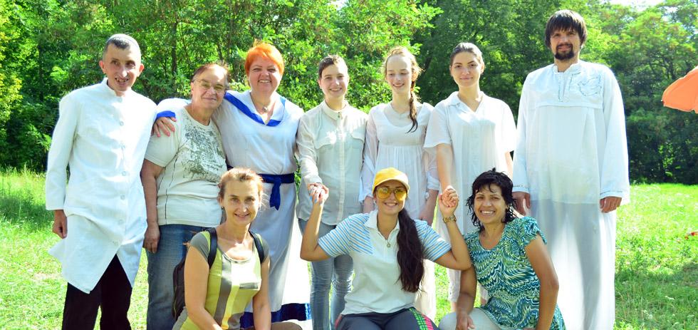 В мессианских общинах Белой Церкви и Таращи прошла твила (фото)
