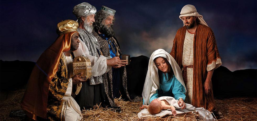 Будете немного волхвами в это Рождество?