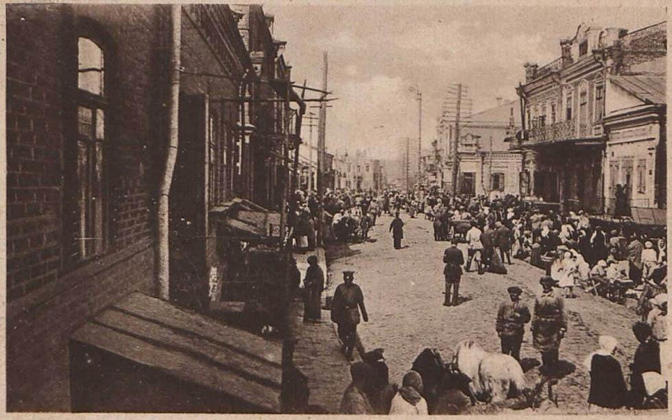 Ровно в 1914-1918гг