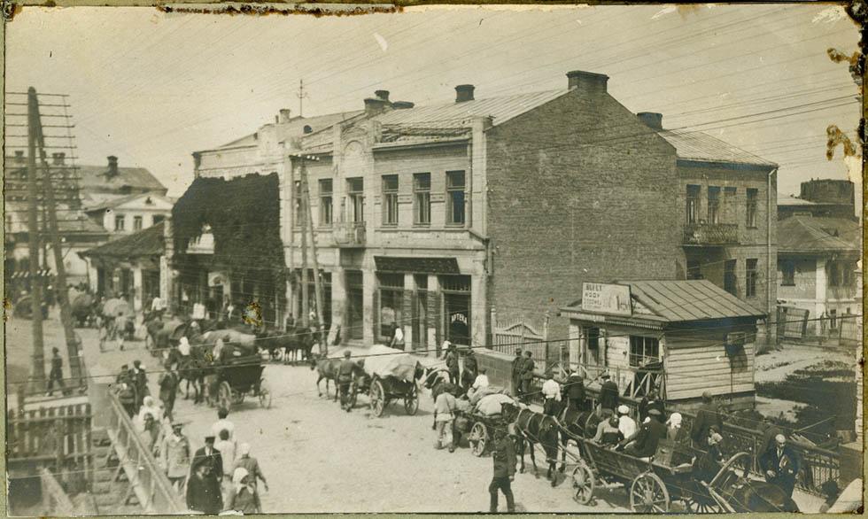 Ровно 1921г