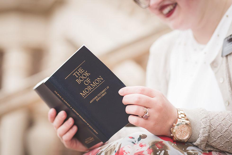 "photo - Tuan Le, ""the Book of Mormon"""