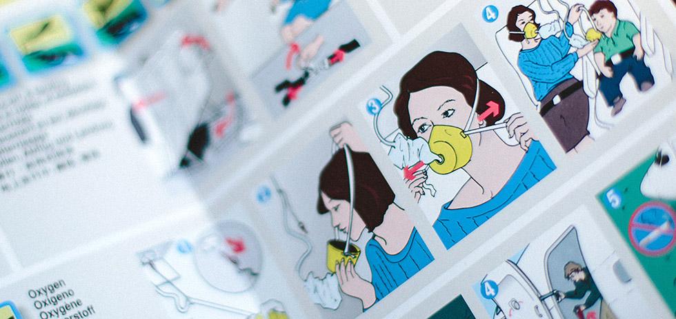 Чтобы приготовиться к евангелизации, наденьте свою кислородную маску
