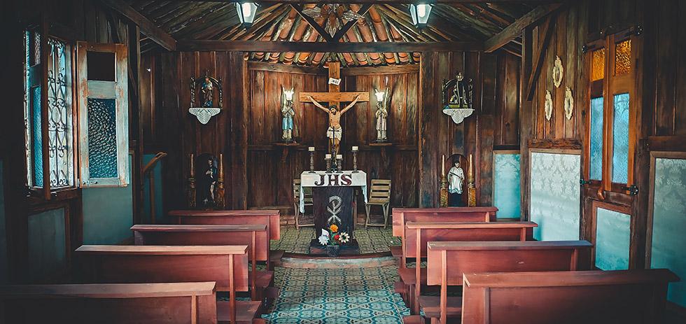 9 дней самой низкой посещаемости церкви