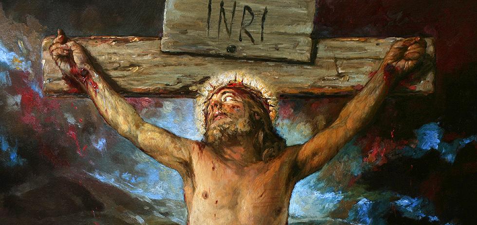 Как Иисус перенес распятие?
