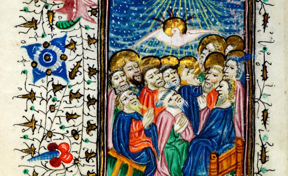 Шавуот в Новом Завете