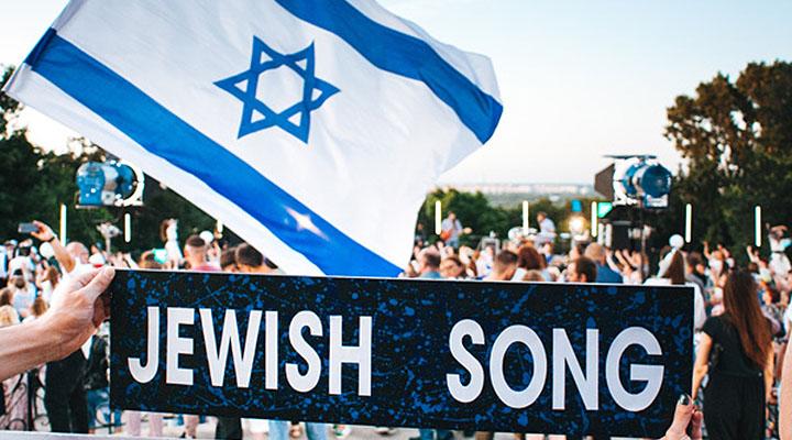 В Киеве состоялся молодежный мессианский концерт Jewish Song. Фото