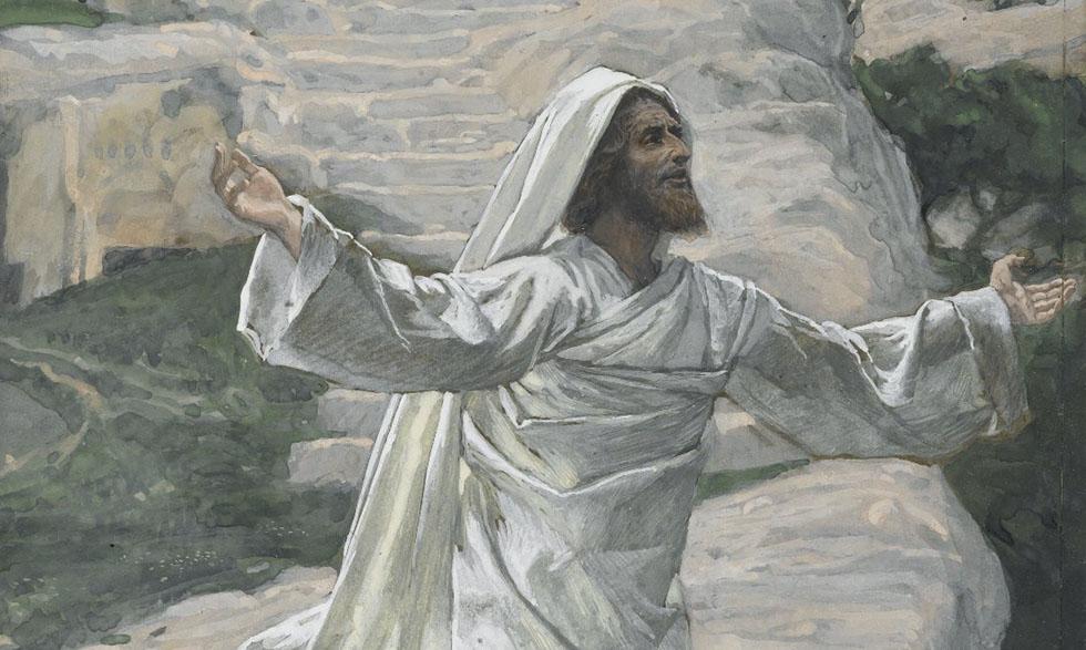 James Tissot (French, 1836-1902). Saint James the Less (Saint Jacques le Mineur), 1886-1894. Brooklyn Museum