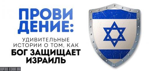 Провидение: удивительные истории о том, как Бог защищает Израиль