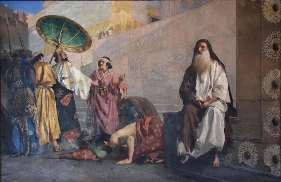Аман и Мардохей. Книга Есфирь