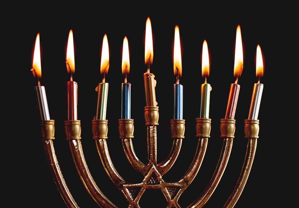 еврейские ханукальные молитвы