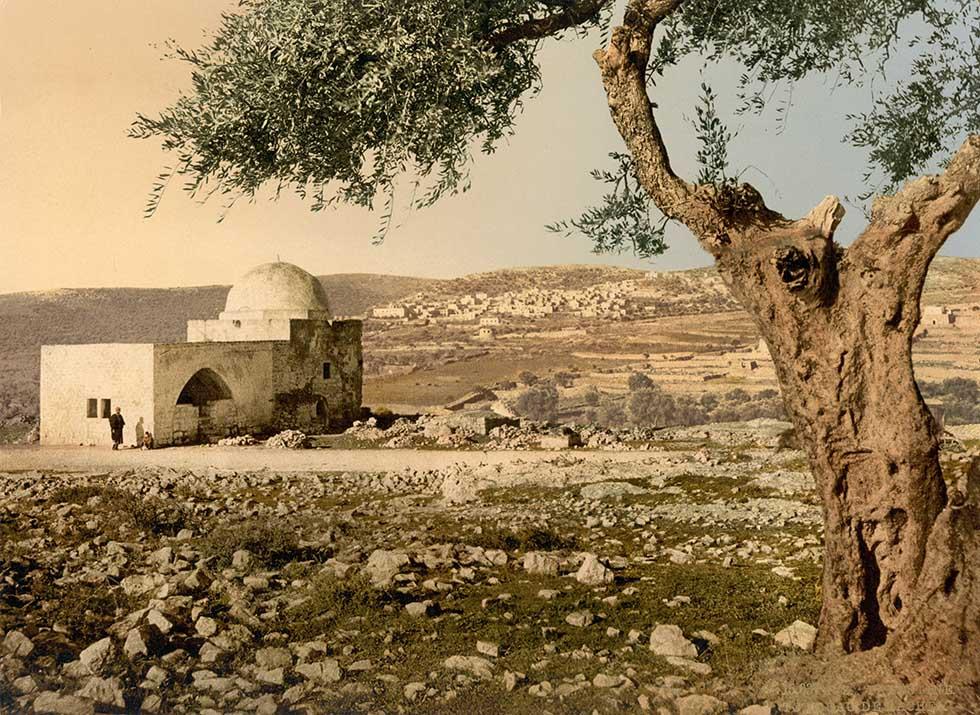 могила Рахиль
