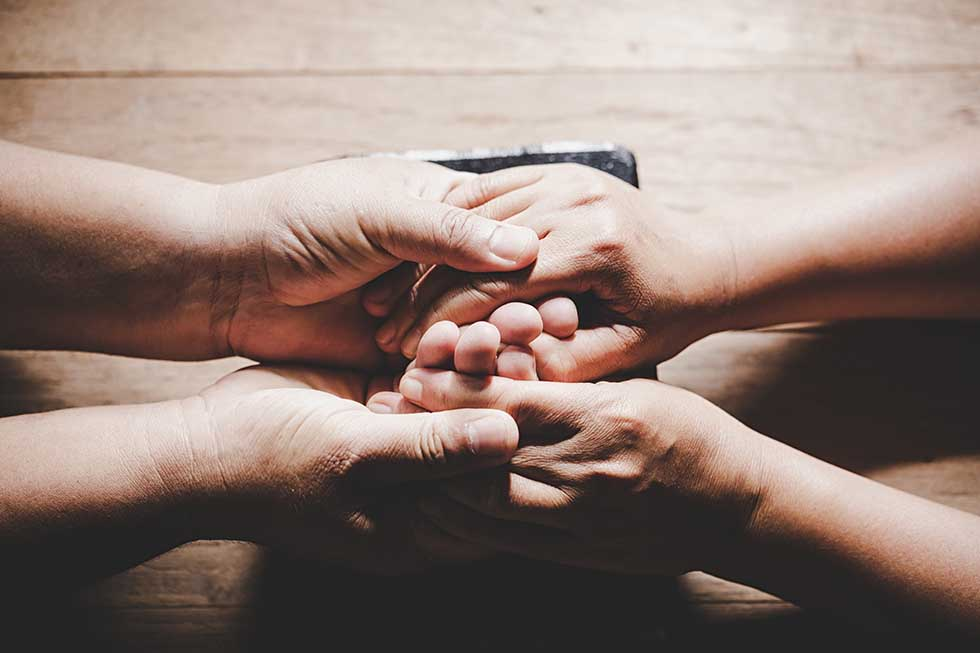 молитва за других