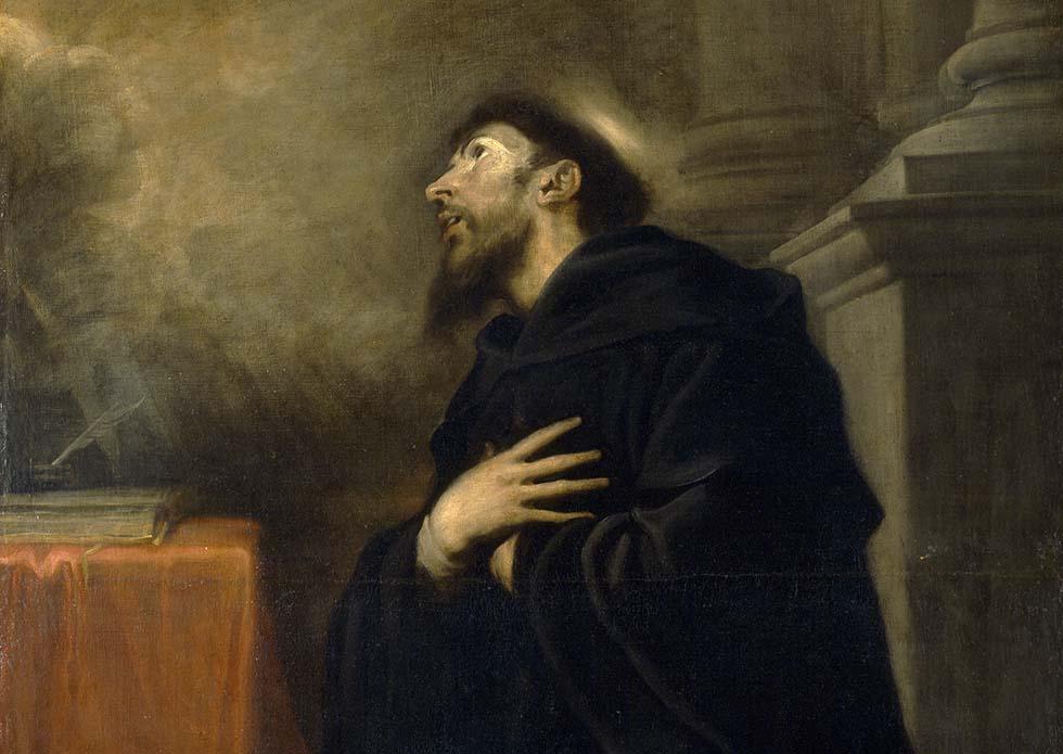 Августин монах