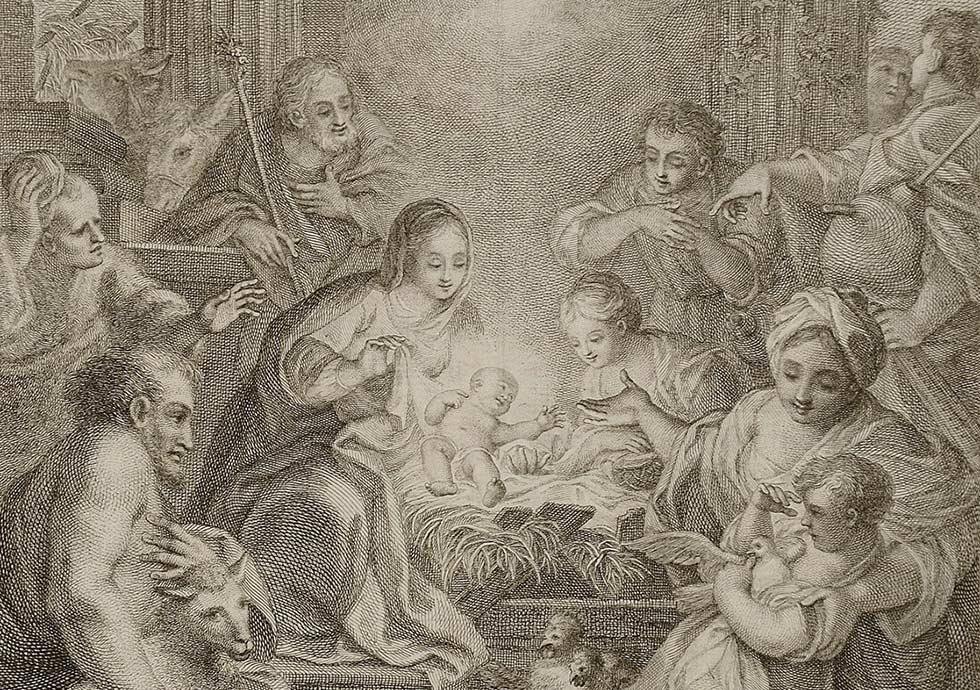 рождение Мессии