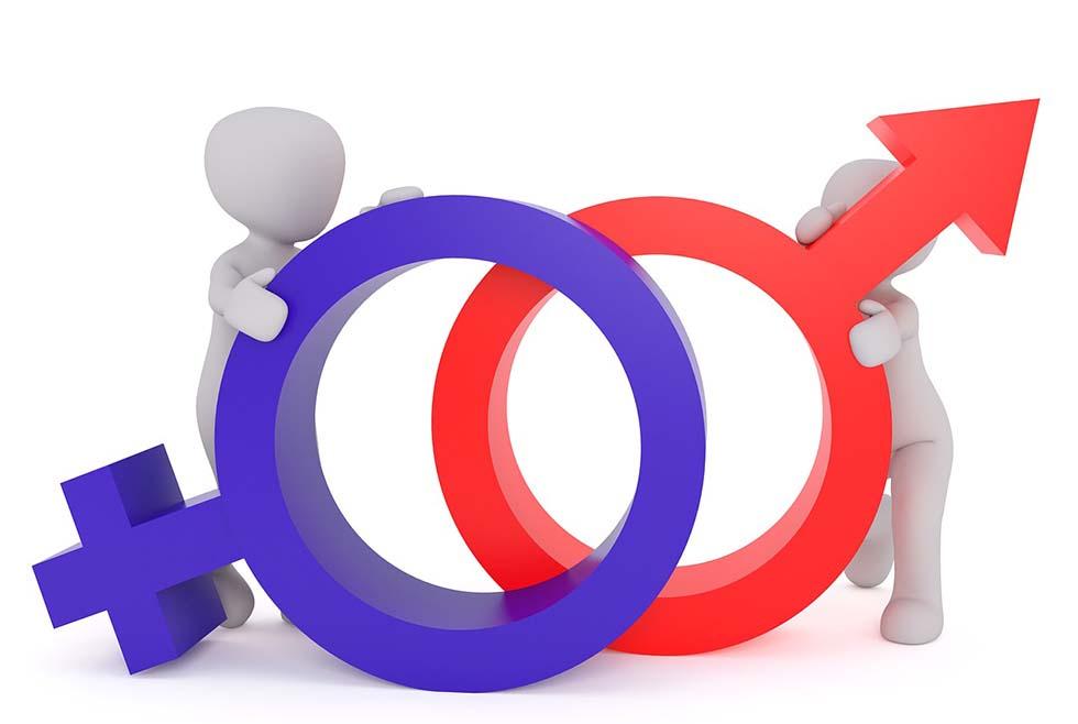 мужчина и женщина равны