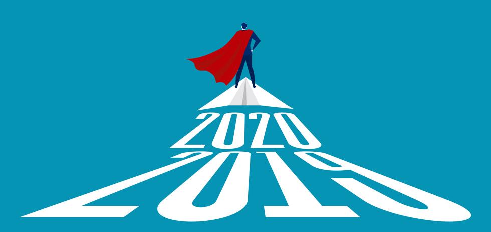 10 шагов к тому, чтобы стать лучшим лидером в 2020 году